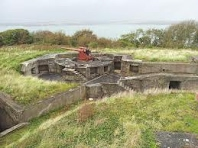 Chapel Bay Fort