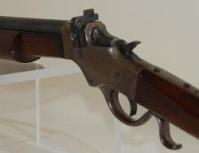Early breechloading rifle