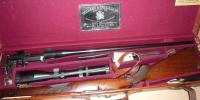 Holland and Holland cased rifle