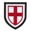 St Georges badge