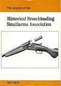 HBSA Journal V1N09 cover