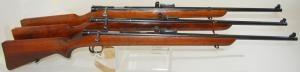 War Office pattern 1907 Miniature rifles